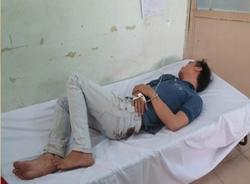 Rượt đuổi, nổ súng bắt kẻ cướp giật iPhone 6 giữa Sài Gòn