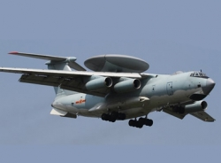 Không Cảnh KJ-2000, đài radar bay của không quân Trung Quốc