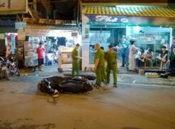 Đâm chết người sau khi va quệt giao thông