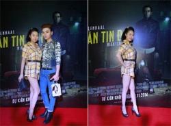 Phi Thanh Vân diện thời trang táo bạo tái xuất sau khi bị sảy thai