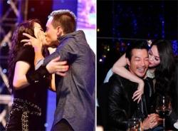 Trương Ngọc Ánh - Bảo Sơn làm nóng mình bằng những nụ hôn?