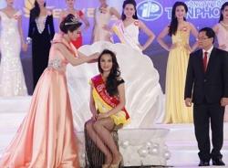 Hoa hậu Việt Nam 2014: Phần thi ứng xử của Nguyễn Cao Kỳ Duyên