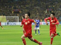 Malaysia - Việt Nam: Cảm xúc thăng hoa