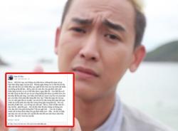 Fan chia sẻ tin buồn với diễn viên Hứa Vĩ Văn