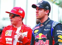 Vettel và Raikkonen thuộc Top giàu nhất Thụy Sĩ