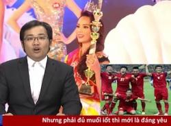 Rap News 26: Hoa hậu Kỳ Duyên, vụ Cát Tường và niềm tin vào AFF Suzuki Cup