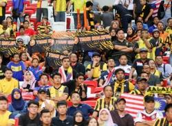 Clip: CĐV Malaysia gửi lời cảm ơn đất nước Việt Nam