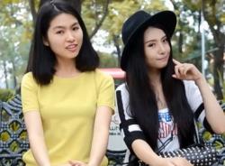 Clip sự khác biệt thú vị giữa con gái Hà Nội và Sài Gòn