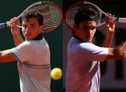 Federer đối đầu 'Tiểu Federer' tại Madison Square Park