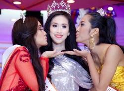 Cận cảnh nhan sắc thí sinh Việt đăng quang hoa hậu Đông Nam Á 2014