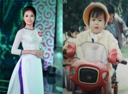 Những Hoa hậu Việt xinh đẹp từ trong 'trứng nước'