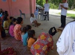 Campuchia điều tra khẩn vụ hơn 100 người bỗng nhiên nhiễm HIV
