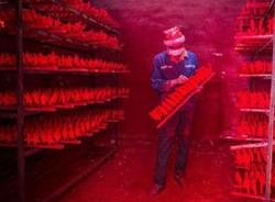 Nơi sản xuất lễ Giáng sinh cho cả thế giới