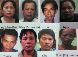 Khởi tố trùm phân phối ma túy Châu Thị Hạ