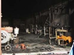 Video: Cháy kinh hoàng trong đêm, 6 người chết ở Hải Phòng