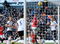 Man United và Spurs chia điểm tại White Hart Lane