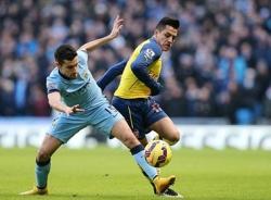 Man City 0-2 Arsenal: Trái đắng tại Etihad
