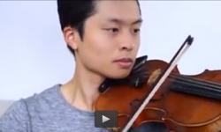 Thưởng thức bản mashup tuyệt hay bằng violin và piano