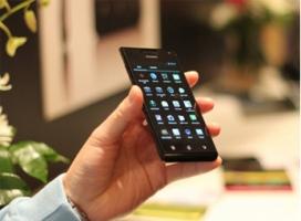 CES 2012: Xuất hiện thêm nhiều điện thoại 'chất'
