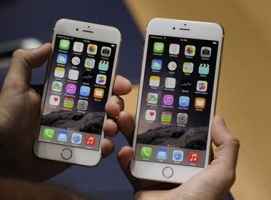 Ra mắt iPhone 6, cổ phiếu Apple mất giá