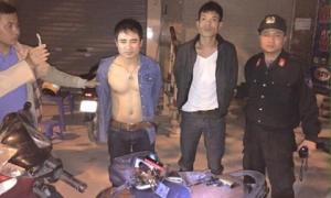 Hà Nội: Xử lý 5 đối tượng lập Facebook để đối phó cảnh sát 141