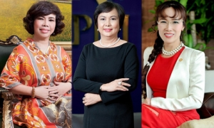 3 nữ tướng Việt lọt top phụ nữ quyền lực nhất châu Á