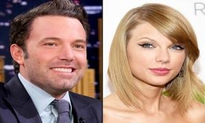 Rộ tin Taylor Swift hẹn hò Batman Ben Affleck dù cách nhau đến 17 tuổi