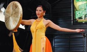 Phát cuồng về phần trình diễn của Nguyễn Thị Loan tại Hoa hậu Hòa bình Quốc tế