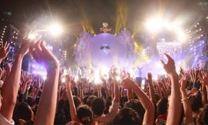 Siêu đại nhạc hội 'Đánh thức mùa xuân' - Tiger remix 2017