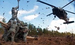 Trước khi rời Nhà Trắng, ông Obama điều thêm quân tới Syria diệt IS