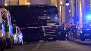 IS tấn công chợ Giáng sinh ở Đức, ít nhất 60 người thương vong