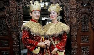 Độc đáo trang phục cưới truyền thống trên khắp thế giới