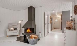 Gợi ý xây ngôi nhà cấp 4 đẹp như cổ tích ở Thụy Điển