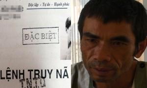 Đâm chết người tại bãi vàng, trốn truy nã 27 năm