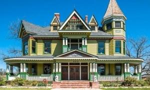 Biệt thự cổ gần 130 tuổi đẹp như tranh vẽ