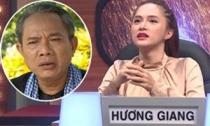 Hương Giang Idol lên tiếng việc bị nghệ sĩ Trung Dân 'tố' ăn nói hỗn hào