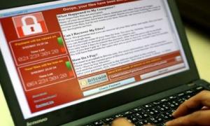'Bão WannaCry' càn quét thế giới