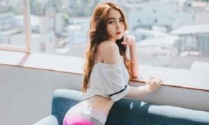 Truy tìm nữ sinh đại học Sư phạm Sài Gòn sở hữu vòng eo con kiến gây sốt MXH