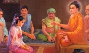 Phật dạy: Phải tránh bốn việc ác và sáu việc làm hao tổn tài sản