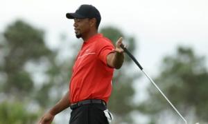 Tiger Woods bị tống giam: Chuỗi bi kịch của tay golf huyền thoại