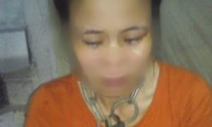 Xích cổ vợ, người chồng đối mặt hình phạt nào?