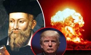 Rợn tóc gáy với lời tiên tri của Nostradamous về 2017