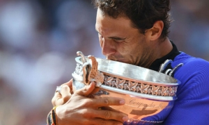 Nadal vô địch Roland Garros: 'Rafa đại đế' và cú Decima vĩ đại