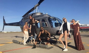 Lác mắt với kì nghỉ hè sang chảnh của hội con nhà giàu Thế giới