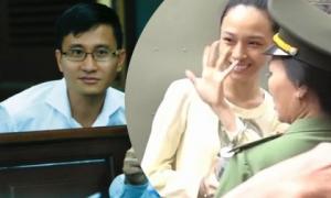 Trương Hồ Phương Nga và đại gia Cao Toàn Mỹ cùng 'tươi' khi hầu tòa
