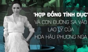 'Hợp đồng tình dục' và con đường sa vào lao lý của hoa hậu Phương Nga