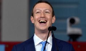 Tăng 3,5 tỷ USD, tài sản của Mark Zuckerberg lại lập đỉnh mới