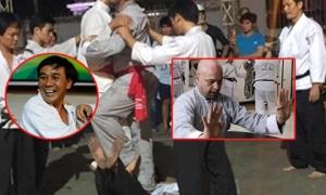 Sư phụ Huỳnh Tuấn Kiệt & tuyệt kỹ khuất phục võ sư Vịnh Xuân: Sơ sẩy là 'đi'