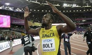 Chấn động thế giới: Usain Bolt thua sốc, mất ngôi 'vua chạy 100m'