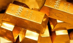 Giá vàng hôm nay 9.8: Khó có thể giảm sâu?